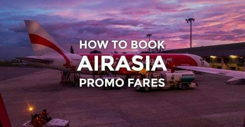 AirAsia Promo Fares and Online Booking Guide