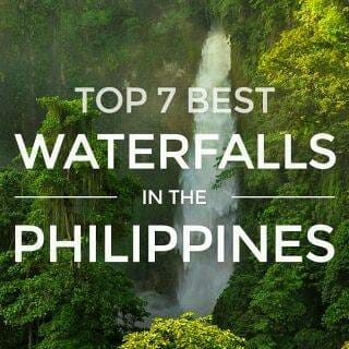 7 Most Beautiful Waterfalls in the Philippines