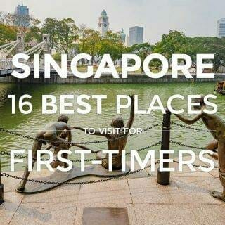 Singapore: 16 Best Places to Visit for First-Timers