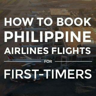 How to Book Philippine Airlines Flights