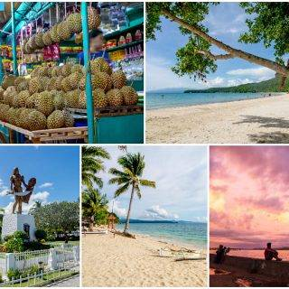 Sarangani, Davao City & Cebu 3-Day Highlights