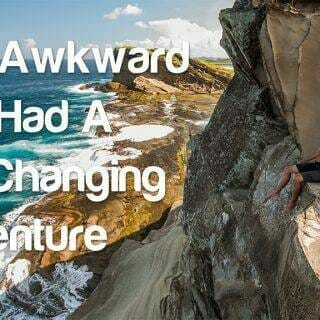 This Awkward Guy Had A Life Changing Adventure