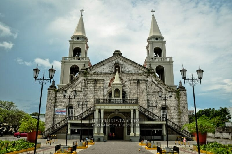 Jaro Cathedral, the religious seat of power in Western Visayas.