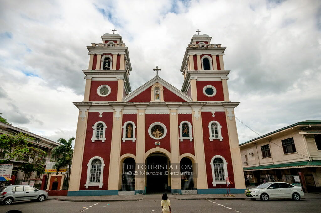 San Jose Church, Iloilo City, Philippines