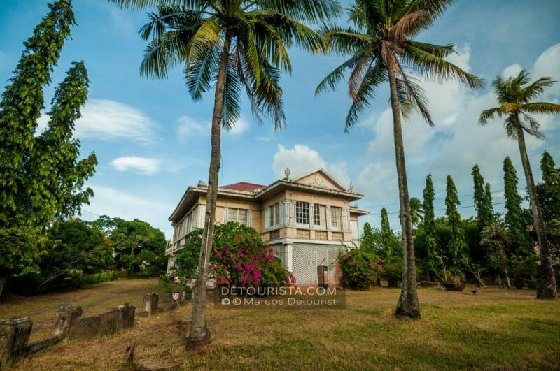 Sanson y Montinola Antillian House - Jaro, Iloilo City, Philippines