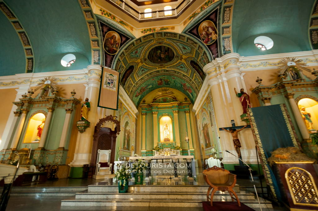 Jaro Cathedral and Belfry - Jaro, Iloilo City, Philippines