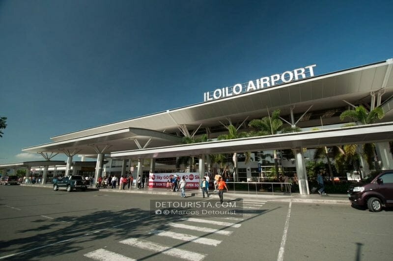 Iloilo to Tacloban Flight - Iloilo Airport, Iloilo, Philippines