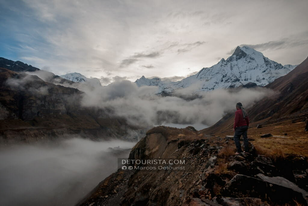 One Month in Nepal: Dreaming of Snow Capped Himalayan Peaks