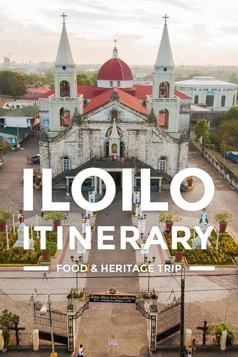 Iloilo Itinerary – 1-Day City & Province Tour