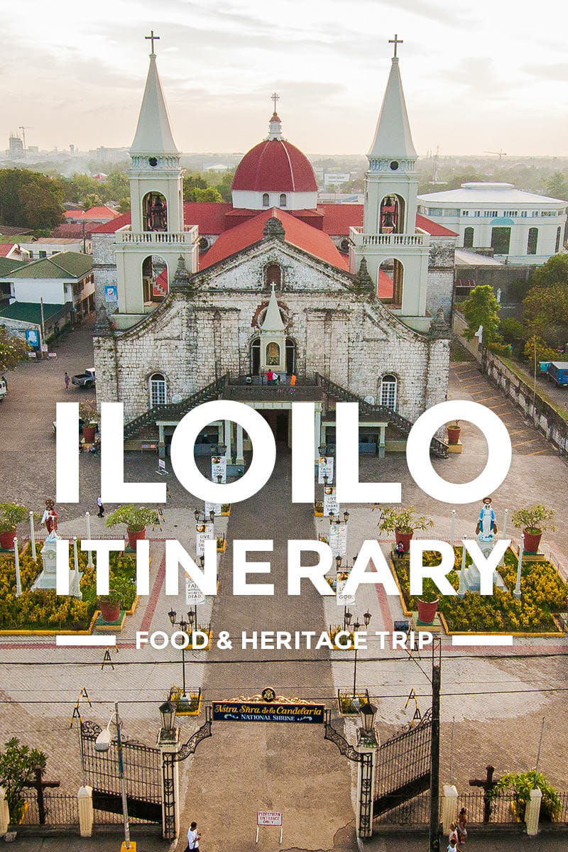 Iloilo Itinerary – One Day City & Province Tour for First-Timers