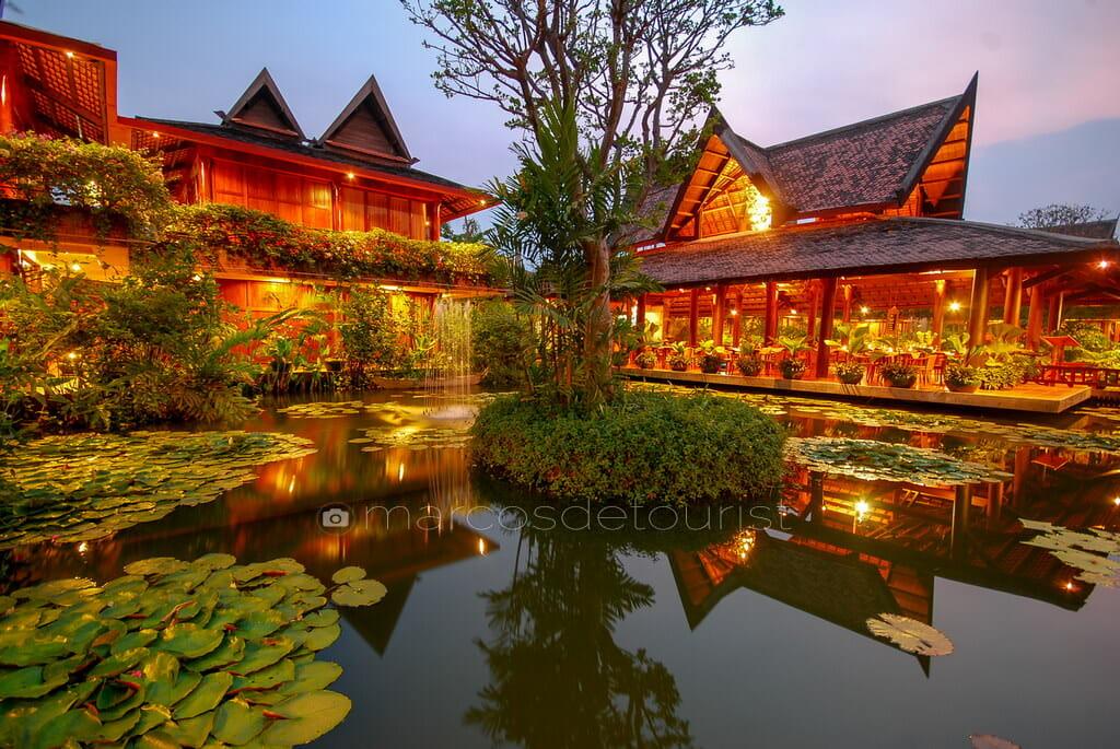 Angkor Village Resort, Siem Reap, Cambodia