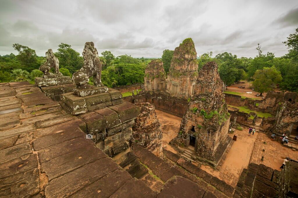 Pre Rup, Angkor, Siem Reap, Cambodia