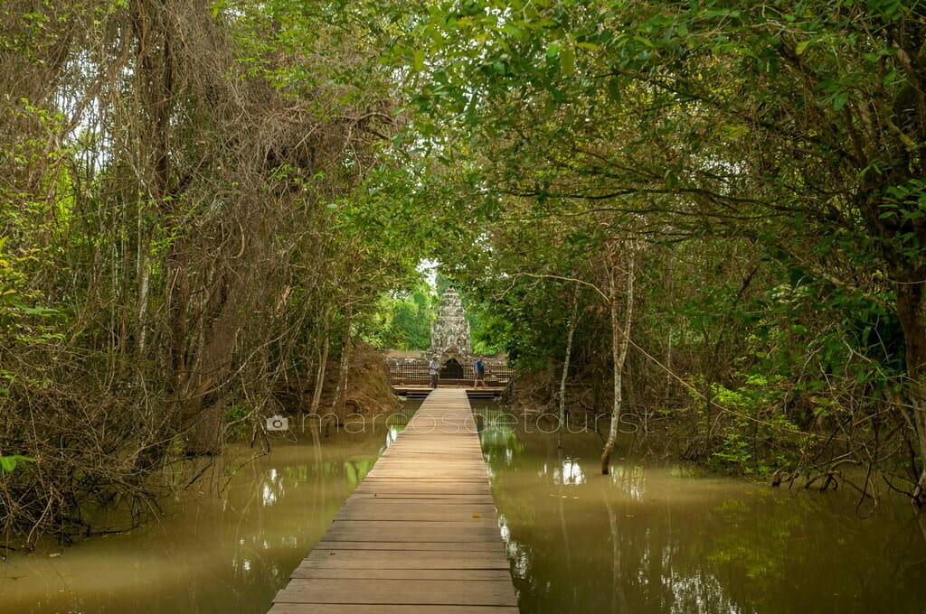 Neak Pean, Angkor, Siem Reap, Cambodia
