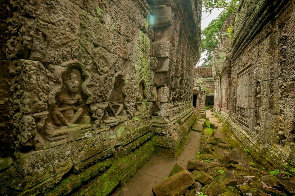 Preah Khan, Angkor, Siem Reap, Cambodia