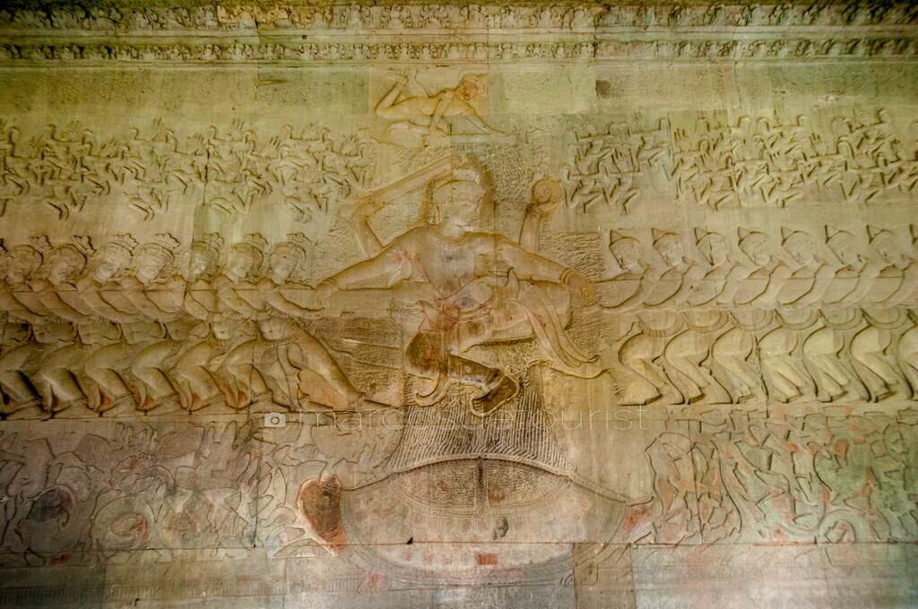 Angkor Wat, Angkor, Siem Reap, Cambodia
