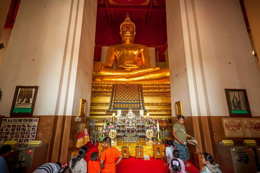 Phra Mongkhon Bophit