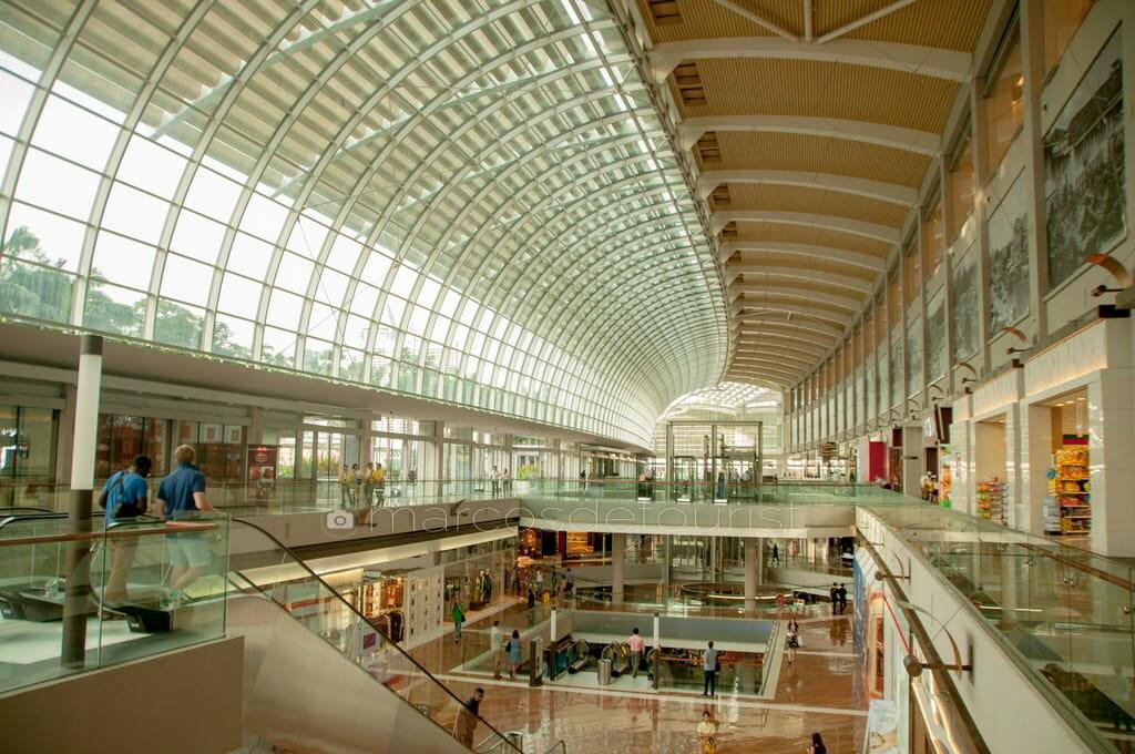 The Shoppes, Marina Bay Sands, Singapore