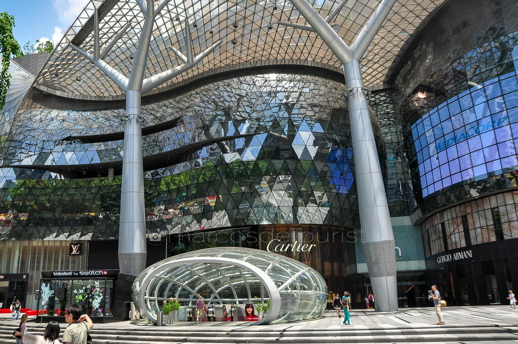 Ion Mall, Orchard Road, Singapore