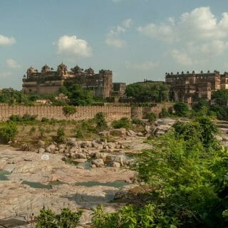 Two Days in Off-beat Orchha
