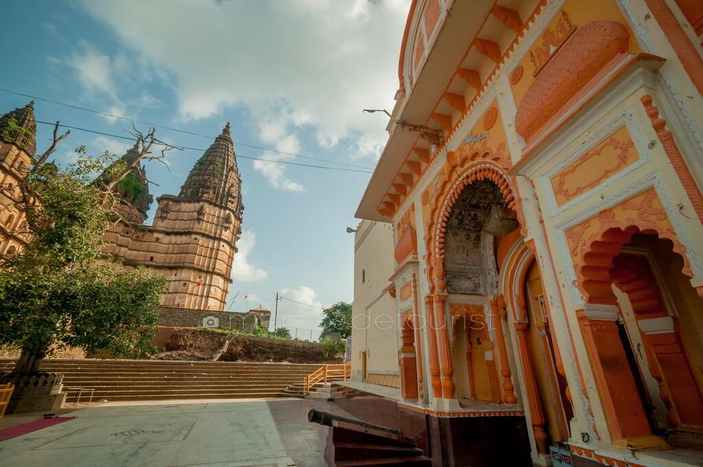 Ram Raja Temple and Chaturbhuj Temple, Orccha, Madhya Pradesh, I