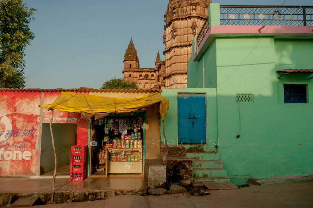 Orchha, Madhya Pradesh, India