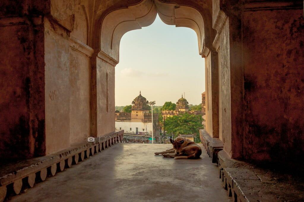Chaturbhuj Temple, Orchha, Madhya Pradesh, India