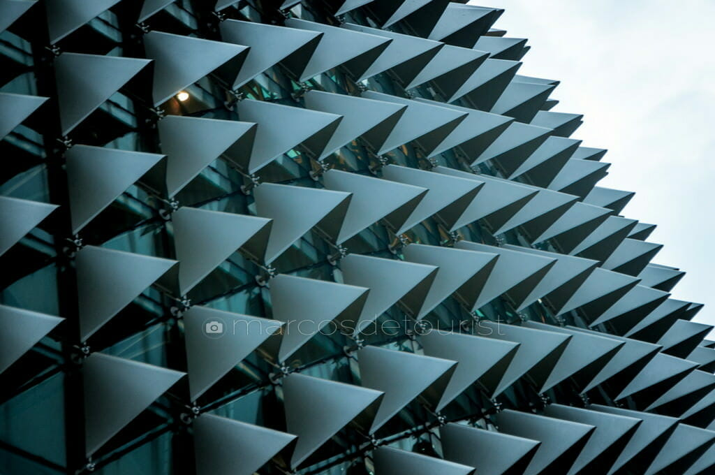 Esplanade Building, Singapore
