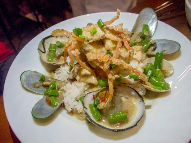 Carcosa Dinner