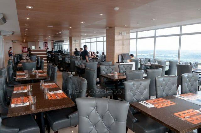 Horizon Cafe at Injap Tower Hotel.