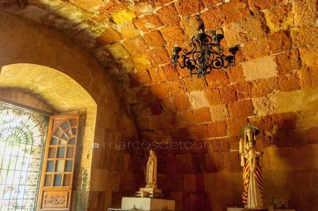 Miagao Church Interiors