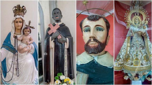 Angelicum Statues