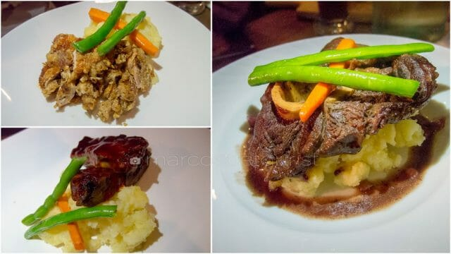 Dinner at Carcosa