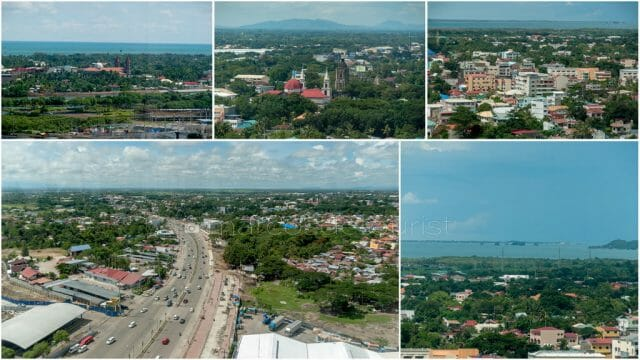 Injap Tower Views