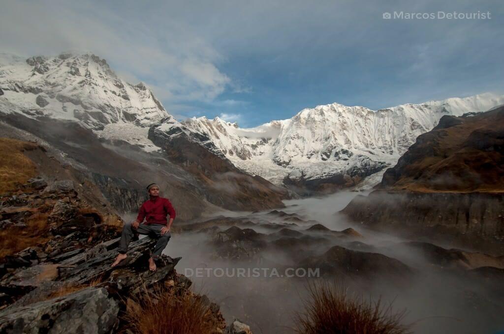 DIY Annapurna Base Camp Trek in Nepal