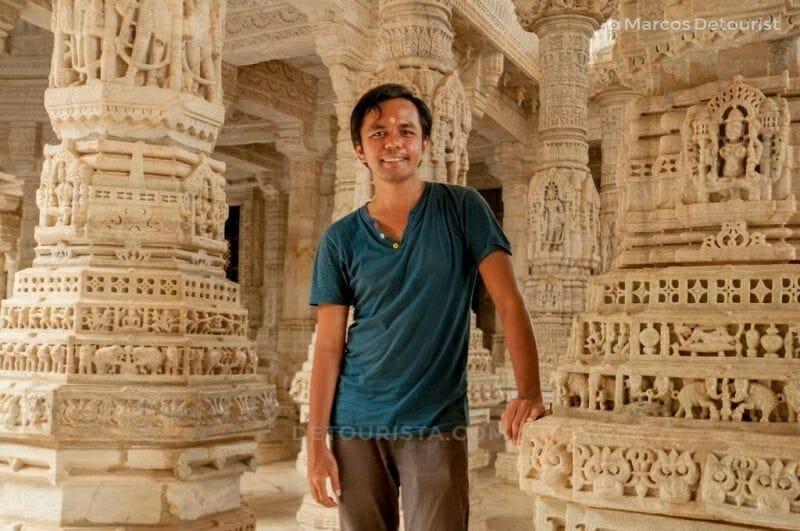 Ranakpur Jain Marble Temple, Ranakpur, India