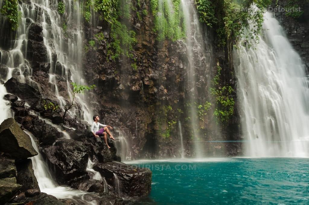 Tinago Falls, Iligan City, Philippines.