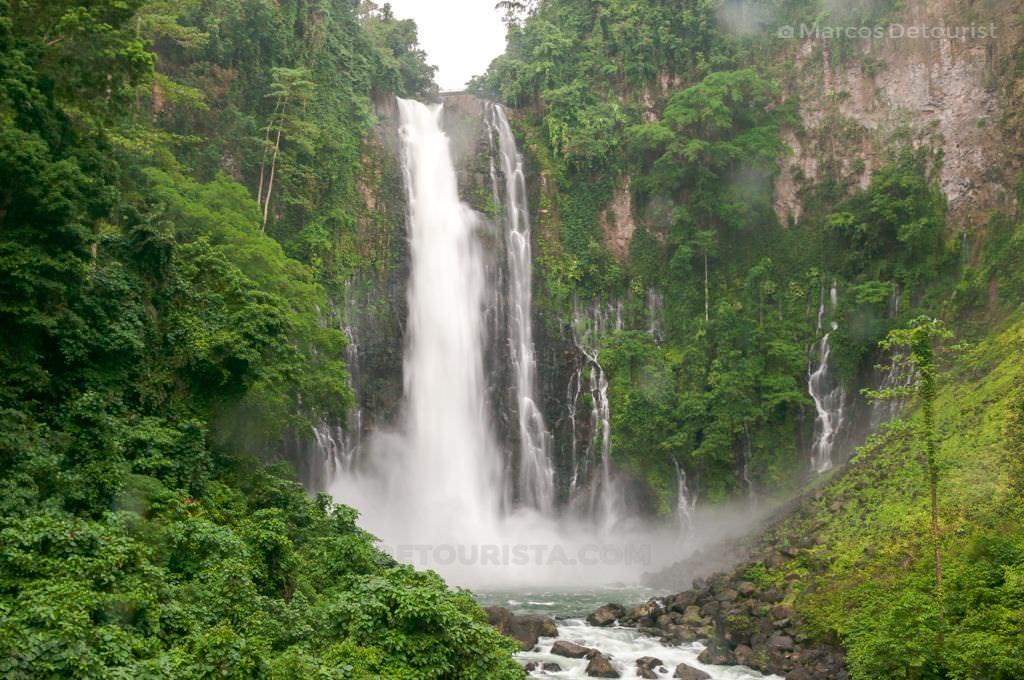 Maria Cristina Falls, Iligan City, Philippines.