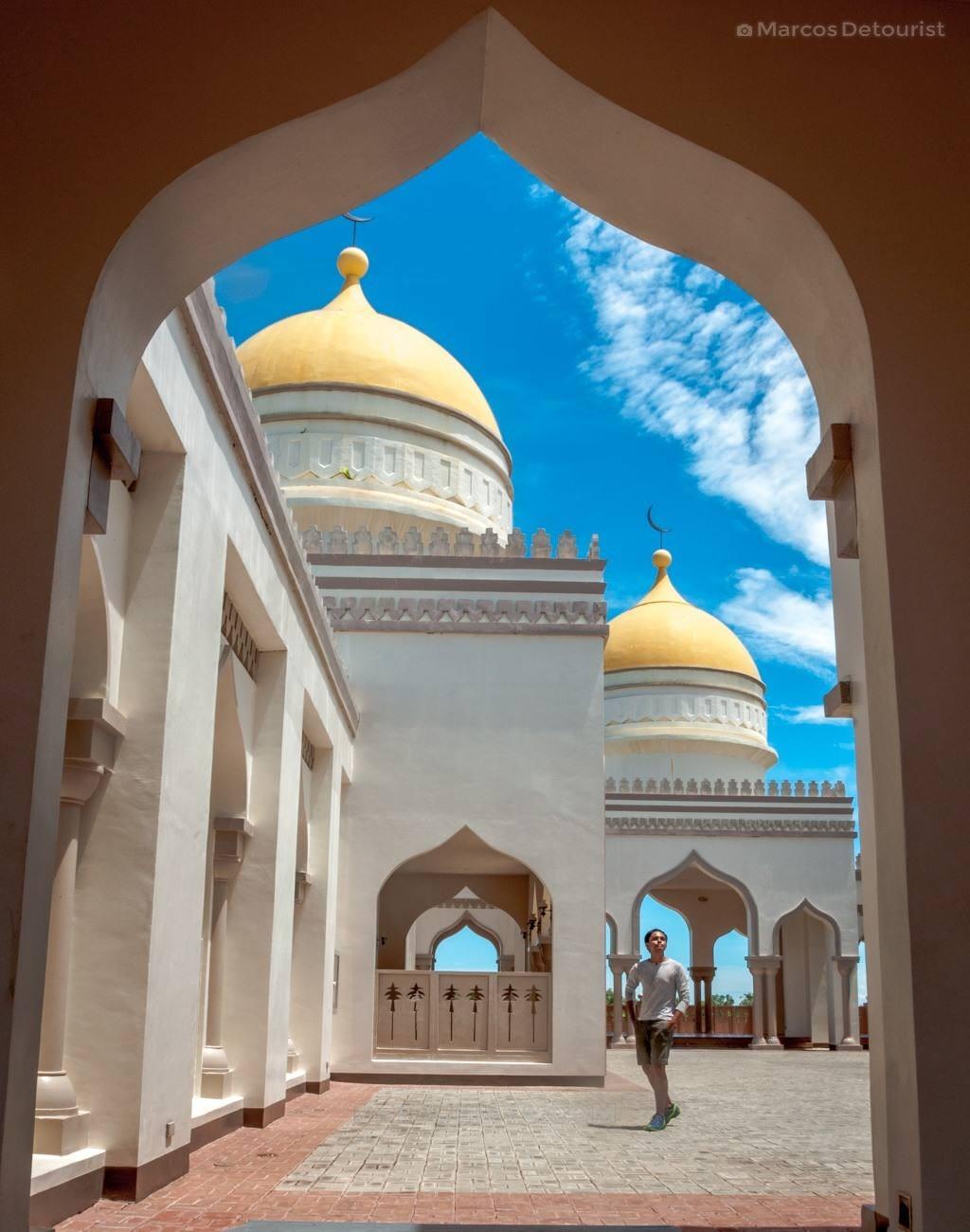 Sultan Haji Hassanal Bolkiah Moque, Cotabato City, Philippines.