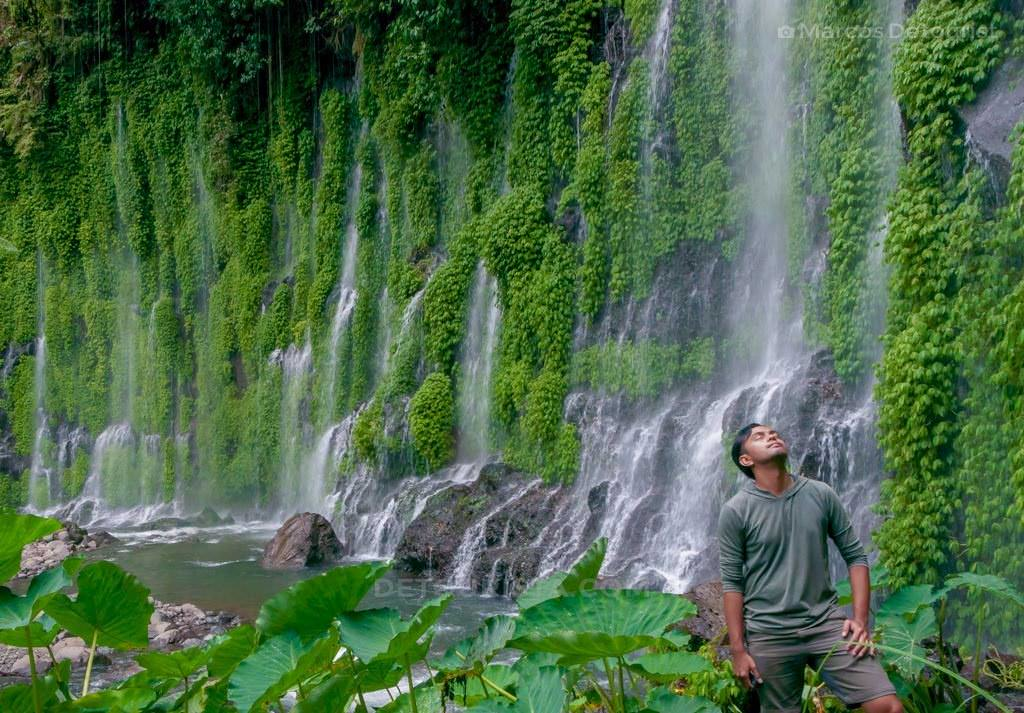 Asik-asik Falls, Alamada, North Cotabato, Philippines.