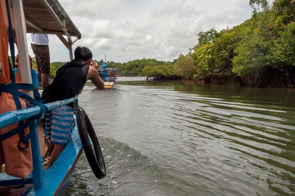 Taklong Island National Marine Reserve, Nueva Valencia, Guimaras