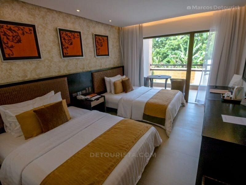 Deluxe Room at The District, Station 2, White Beach, Boracay Isl
