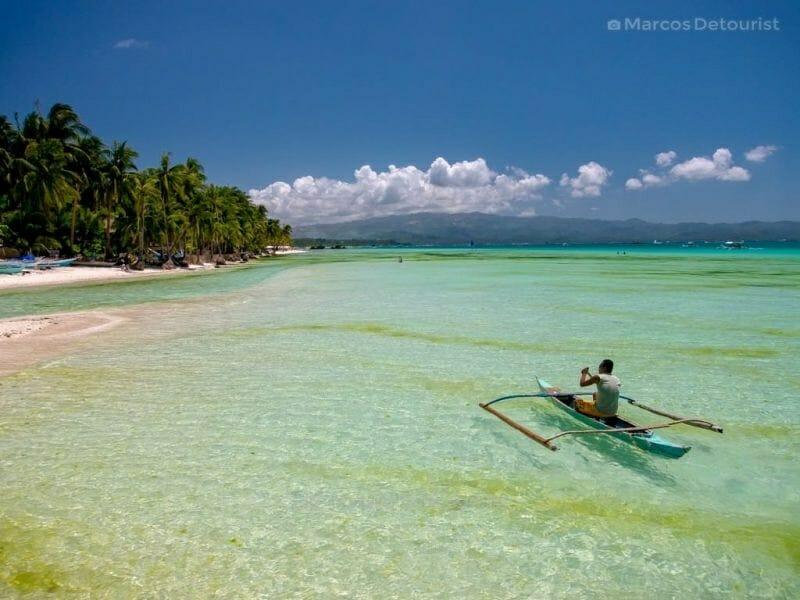 Station 1, White Beach, Boracay Island, Malay, Aklan, Philippine