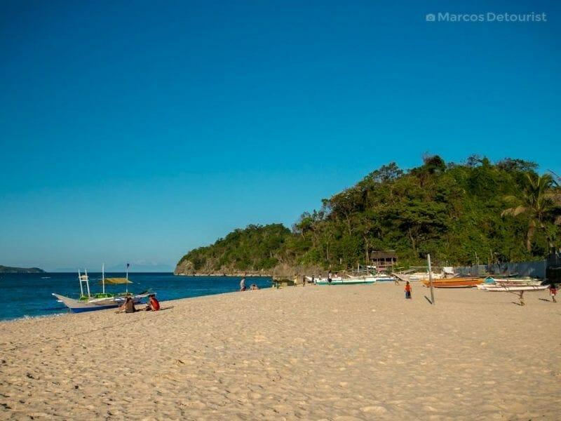 Puka Beach, Boracay Island, Malay, Aklan, Philippines