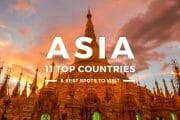 Asian Countries To Visit