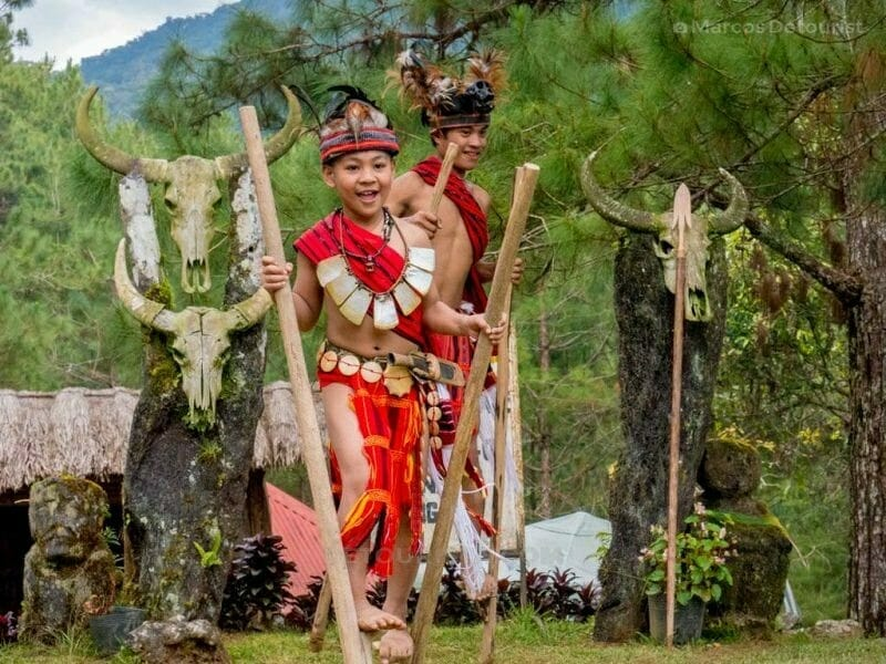 Banaue Ethnic Village and Pine Forest Resort, Ifugao, Philippine