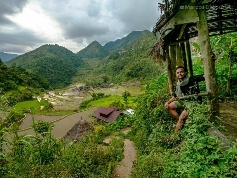 Bangaan Rice Terraces, Banaue, Ifugao, Philippines