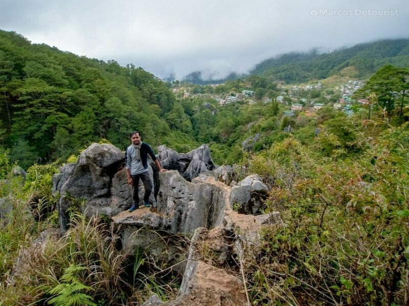 Echo Valley, Sagada, Mountain Province, Philippines
