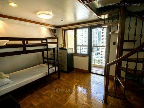 Four Bedroom (Alcoves 6) at Alcoves Apartment Hotel, Makati City