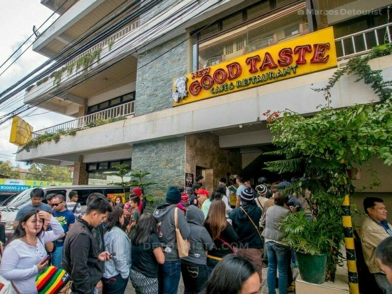 Good Taste Restaurant, Baguio City, Philippines