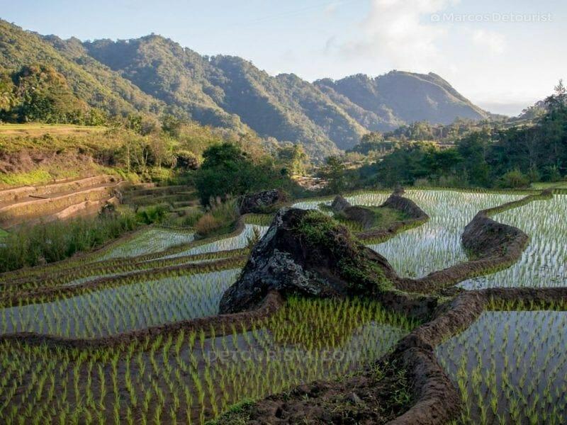 Kiangan Rice Terraces, Ifugao, Philippines